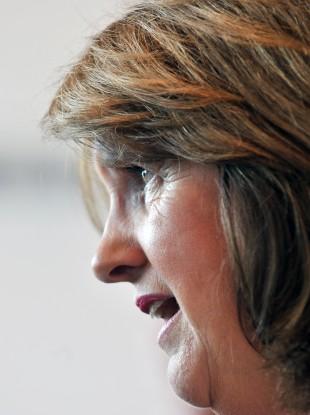 Minister for Social Protection Joan Burton