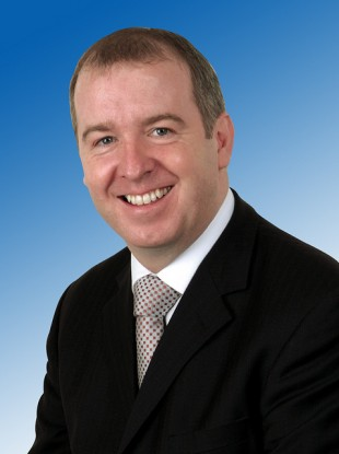 Brian Walsh is a TD for Galway West