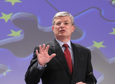 EU commissioner Tonio Borg says Brussels chiefs will raise concerns about data protection at a summit with US diplomats in Dublin on Friday.