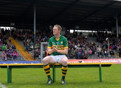 Kerry's Colm Cooper.