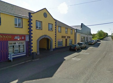 The Elm Court area in Boyle where gardaí believe the girl was subjected to a serious assault.