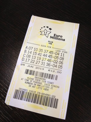 It (probably) wasn't you: the €93m Euromillions winner has
