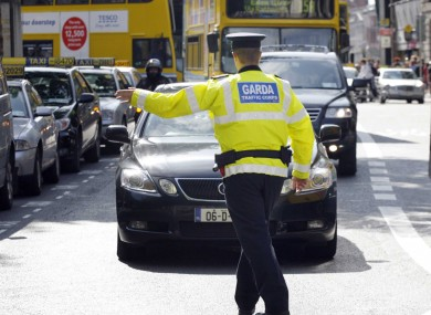 - For Time Users Most Gardaí Dangerous Friday Road Evening