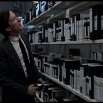In Videodrome, James Woods's character Max Renn becomes addicted to watching the show. The idea was ridiculous at the time but today the idea of being 'addicted' to the internet is widely accepted. (Image: Canadian Film Development Corp./Universal)