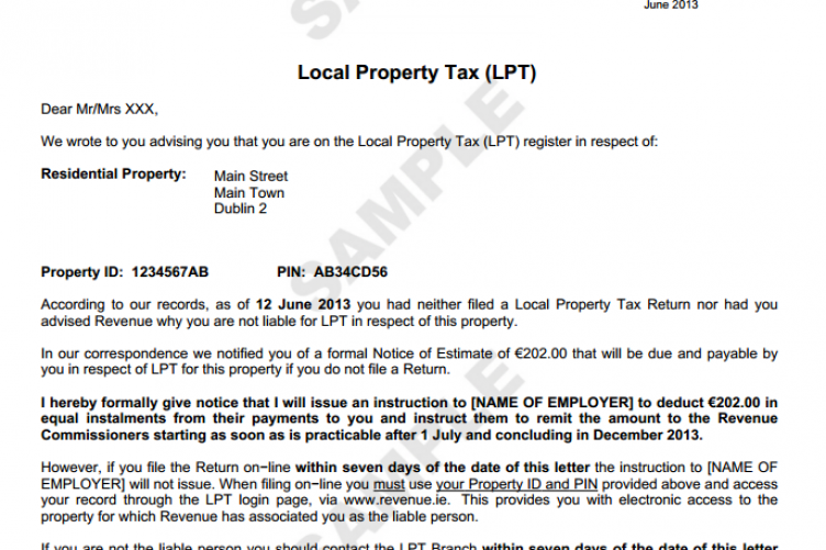 Property Tax Revenue