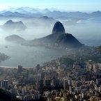 Rio de Janeiro. Owen Humphreys/PA