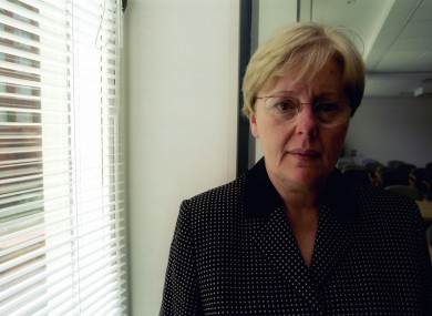File photo of Justice Mary Laffoy