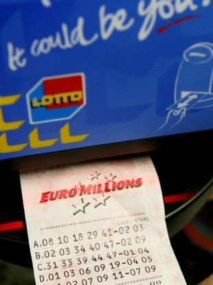 At last: the EuroMillions winner has just claimed their €94m