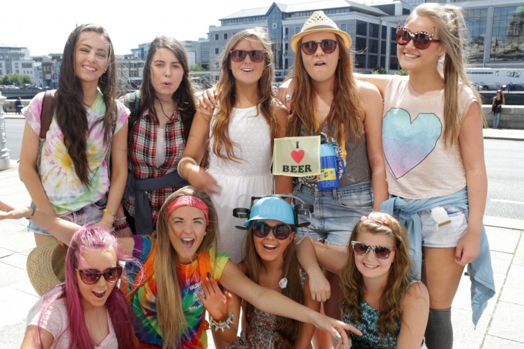 In pics: Thousands gather in Punchestown as Oxegen festival gets
