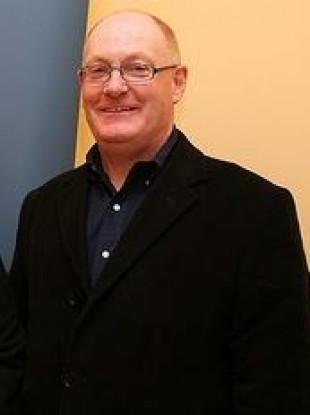 Outgoing Sligo County Manager Hubert Kearns