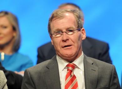 Fine Gael senator Colm Burke.