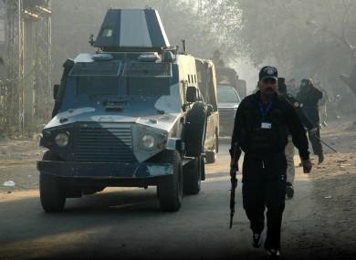 US evacuates staff from Pakistan over