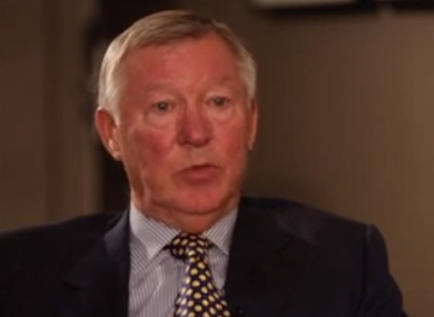 Alex Ferguson gave an interview to MUTV today.