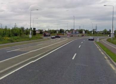 The R449 in Kildare (File photo)