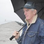 """""""I'm not scared. I'm Old Man River. Tired of living and scared of dying. I could do without the daily pain. But I'm not scared."""" - Musician, broadcaster and journalist Shay Healy on dealing with Parkinson's disease."""