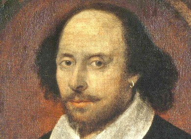 Several of William Shakespeare's most famous lines are misquoted.