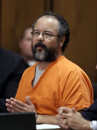 Ariel Castro during his trial in August