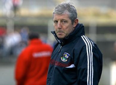 Ó Flatharta: three-year deal as Laois manager.