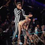 Thicke has been making music for a long time. But his Blurred Lines was omnipresent for a few months in the summer before he appeared on the VMAs with Miley Cyrus and caused global headlines.<span class=
