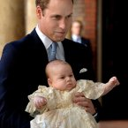 At just a couple of months old, the future King of England has dominated the headlines twice: once by being born and once by being christened.<span class=