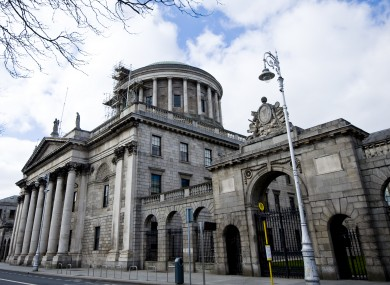 The Four Courts.