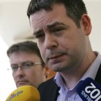 """""""We gave it to them hard and heavy."""" - Sinn Féin finance spokesperson Pearse Doherty on what the party told the Troika in a meeting this week. <span class="""