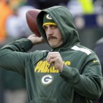 A BOLTER AT #2! We owe our readers and Aaron Rodgers an apology for overlooking the Green Bay Packers until now. After all, Rodgers has shown excellent Movember credentials in previous years. This is no different.<span class=