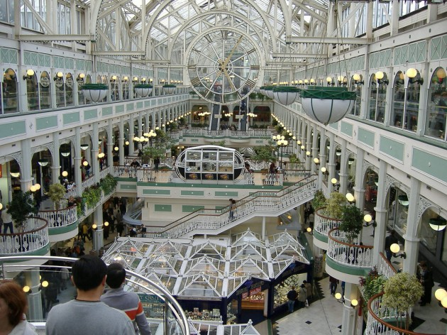 A Definitive Ranking Of Ireland S Shopping Centres From