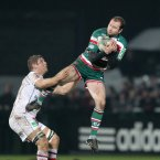 Capped 78 times for Ireland and a hero of the Leicester Tigers faithful.<span class=