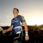 The talented Leinster centre was forced to retire after a recurring knee injury.<span class=