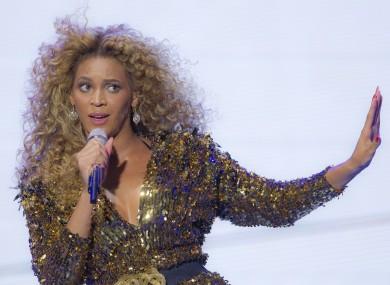 Beyoncé wasn't quite sure what Senator Jim D'Arcy meant