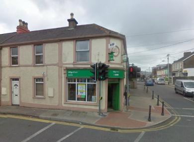 High Street Post Office in Cork City