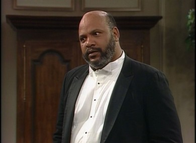James Avery as Uncle Phil