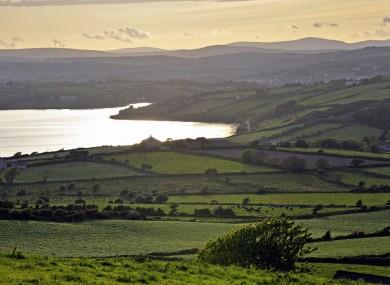 Clonakilty Bay in Co Cork (file photo, not of scene)