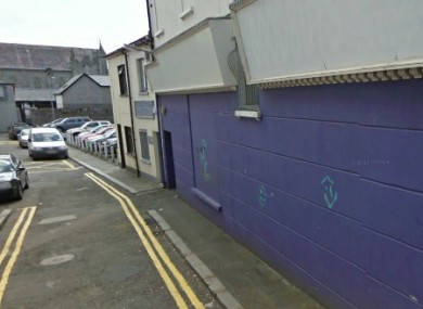 Georges Lane, Newry