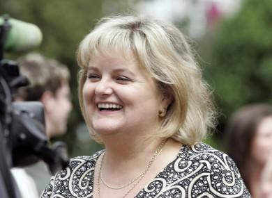 Rehab Group CEO Angela Kerins