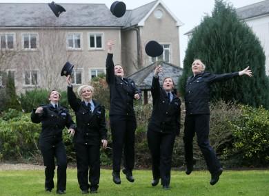 Garda graduates
