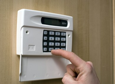Burglar Alarm Cost >> Almost Half Of Irish Homeowners Do Not Have A Burglar Alarm
