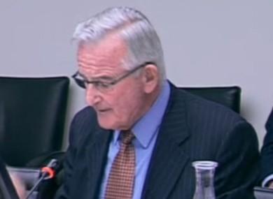 Chairman of St Vincent's Group, Noel Whelan