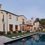 5.95 million dollars for this 5,882-square-foot house has its own pool, spa, sport court and detached pool house.<span class=