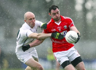O'Connor: two points from play against Kildare but won't be fit for Saturday.