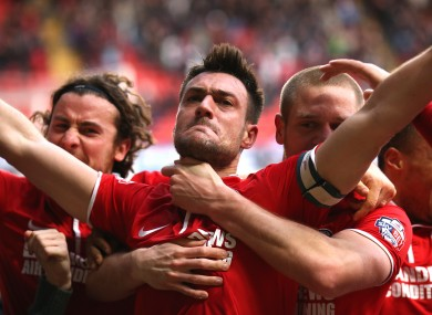 Johnnie Jackson: there's a punter in Cork who owes you a handshake.