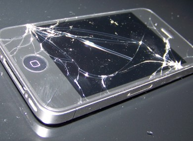9ae3e63ecb A smashed screen is usually one of the biggest fears of any user, but how
