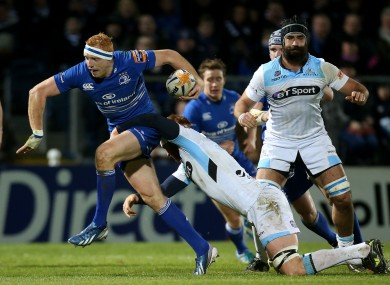 Marty Moore signals Six Nations intent as Leinster edge out
