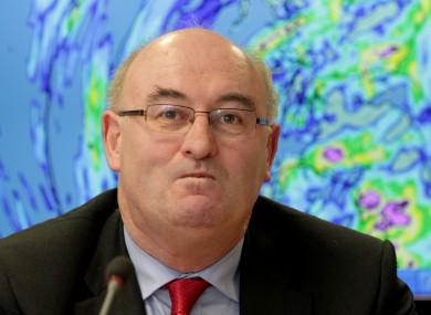 Environment Minister Phil Hogan