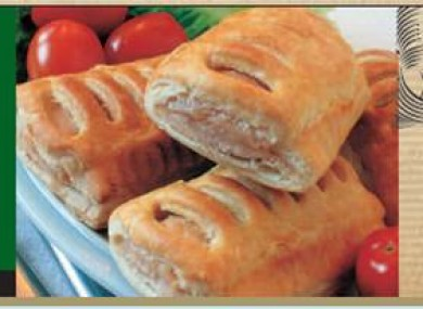 The Kelly's sausage rolls