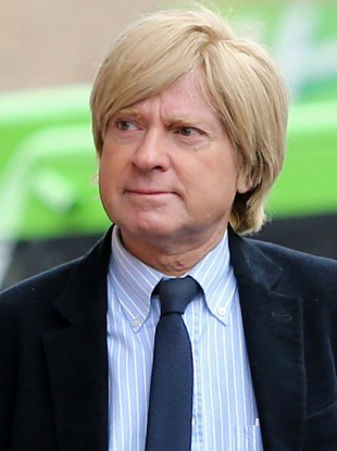 Former Tory whip Michael Fabricant who said some stuff this week...but all you could see was that hair.