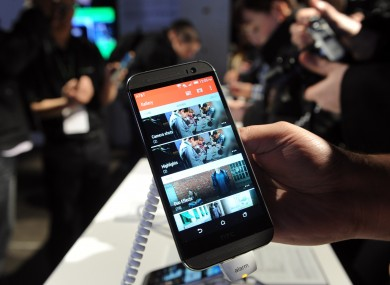 The HTC One (M8) is one of the latest Android phones revealed this year
