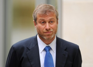 A friend of Chelsea owner Roman Abramovich has dismissed the claims.