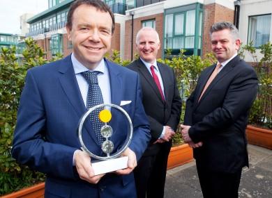 Winner Liam O'Kelly